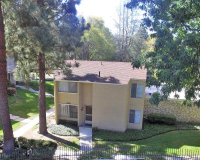 Moorpark Single Family Home Active Under Contract: 15092 Campus Park Drive #D