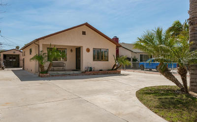 Simi Valley Single Family Home Active Under Contract: 936 Pacific Avenue
