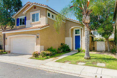 Oxnard Single Family Home Active Under Contract: 915 Paseo Brisas Lindas