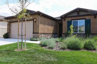 Bakersfield CA Single Family Home For Sale: $244,500