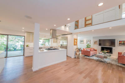 Westlake Village Single Family Home Active Under Contract: 736 Valley Drive