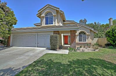 Oxnard Single Family Home For Sale: 1020 Yukonite Place
