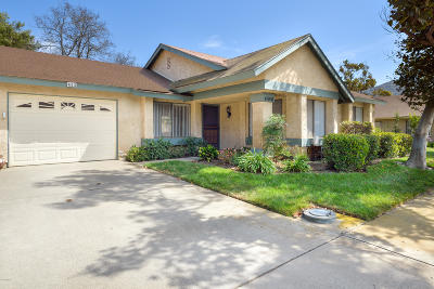 Camarillo Single Family Home For Sale: 41010 Village 41