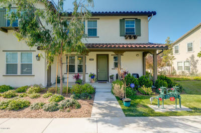 Oxnard Single Family Home Active Under Contract: 3220 Lisbon Lane