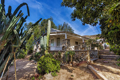 Fillmore Single Family Home Active Under Contract: 1073 E Telegraph Road