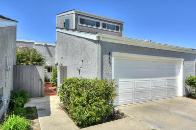 Port Hueneme Single Family Home Active Under Contract: 445 Reed Way