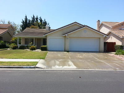 Oxnard Rental For Rent: 3720 Nantucket Parkway