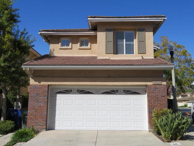 Camarillo Rental For Rent: 4591 Via Arandana