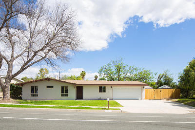 Thousand Oaks Single Family Home For Sale: 617 E Gainsborough Road
