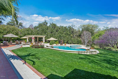 Westlake Village Single Family Home For Sale: 1520 Aldercreek Place