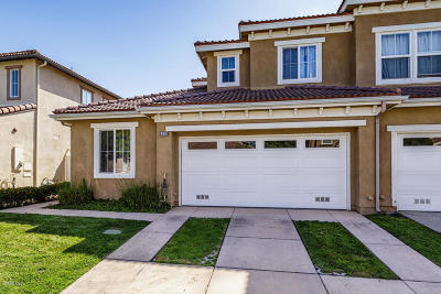 Oxnard Single Family Home For Sale: 5326 Henry Place