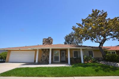 Newbury Park Single Family Home Active Under Contract: 6 Madrid Avenue