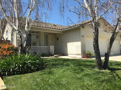 Camarillo Single Family Home For Sale: 1763 Paseo Castille