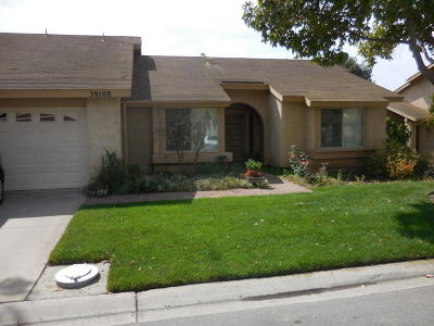 Camarillo Single Family Home Active Under Contract: 39108 Village 39