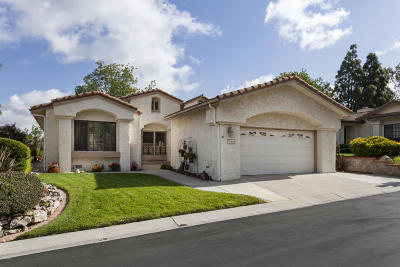 Camarillo Single Family Home For Sale: 6235 Irena Avenue