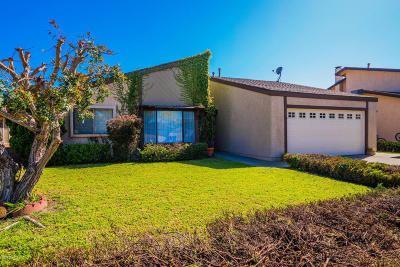 Oxnard Single Family Home For Sale: 2950 Miramar Court