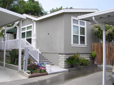 Ventura Mobile Home For Sale: 182 Palm Drive
