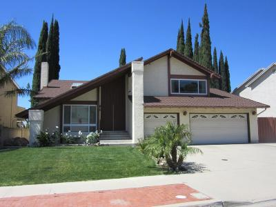 Simi Valley Single Family Home For Sale: 2767 Belbrook Place