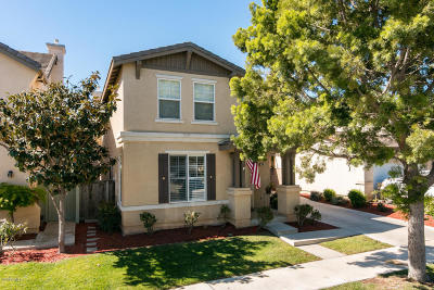 Oxnard Single Family Home Active Under Contract: 2090 Posada Drive