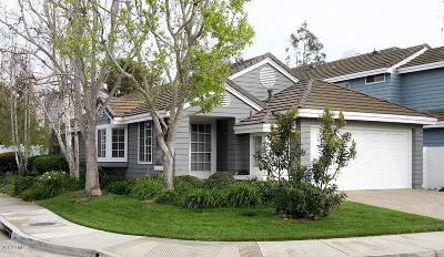 Port Hueneme Single Family Home For Sale: 2510 Seafoam Court