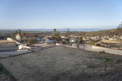 Ventura Residential Lots & Land Active Under Contract: 5543 Kailas Street