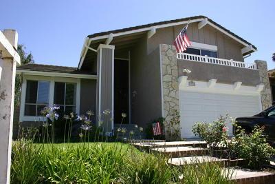 Newbury Park Single Family Home For Sale: 3900 Calle Valle Vista