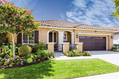 Oxnard Single Family Home Active Under Contract: 3344 Dunkirk Drive
