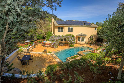 Westlake Village Single Family Home For Sale: 1545 Heather Oaks Lane