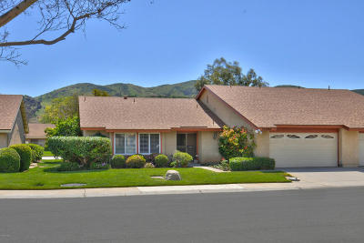 Camarillo Single Family Home For Sale: 35204 Village 35