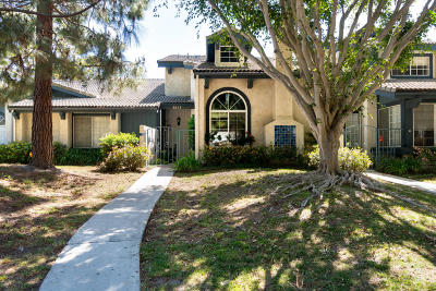 Port Hueneme Single Family Home Active Under Contract: 2613 Abalone Cove