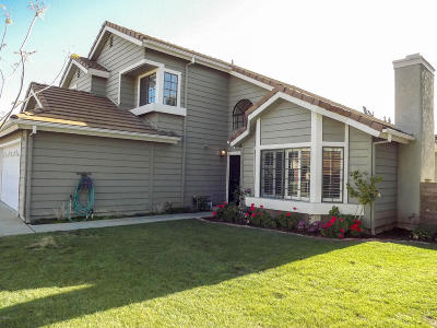Simi Valley Single Family Home For Sale: 723 Briar Hill Circle