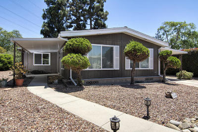 Ventura Mobile Home For Sale: 184 Chaucer Lane