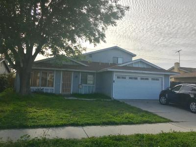 Oxnard Single Family Home For Sale: 2221 Jardin Drive