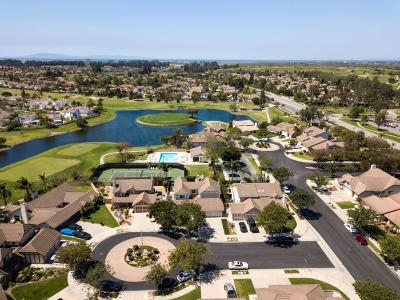 Oxnard Single Family Home For Sale: 2261 Winged Foot Court