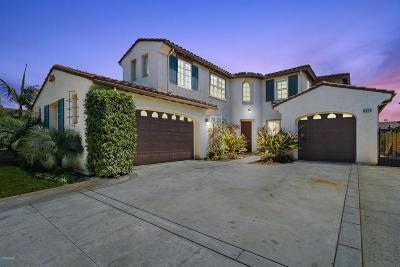 Oxnard Single Family Home For Sale: 3322 Brookwood Lane