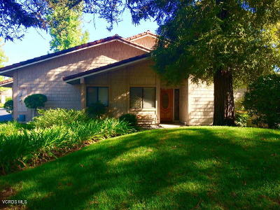 Westlake Village Single Family Home For Sale: 2174 Westshore Lane