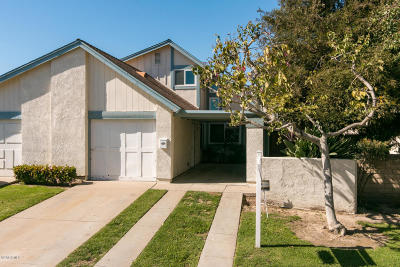 Camarillo Single Family Home For Sale: 155 Ripley Street