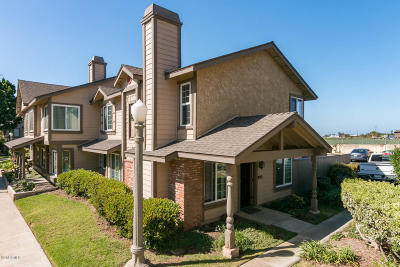 Ventura Single Family Home For Sale: 1840 Rogue River Circle