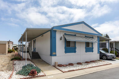 Ventura Mobile Home For Sale: 379 Gershwin Lane