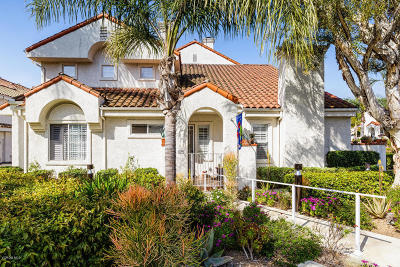Camarillo Single Family Home For Sale: 850 Calle Los Gatos