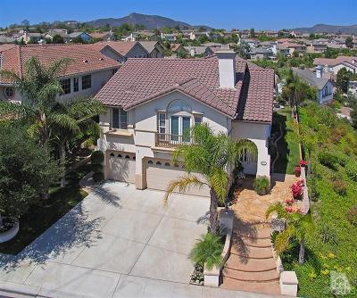 Newbury Park Single Family Home Active Under Contract: 1906 Roadrunner Avenue