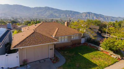 Santa Paula Single Family Home For Sale: 954 Terracina Street