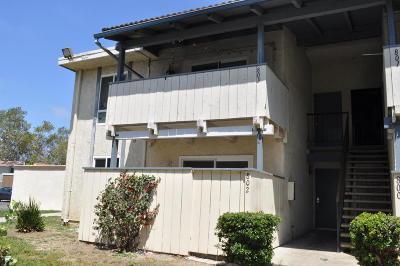 Ventura Single Family Home For Sale: 1300 Saratoga Avenue #802