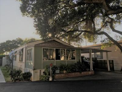 Ventura County Mobile Home Active Under Contract: 1273 S Rice Road #52
