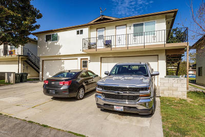 Ventura Single Family Home Active Under Contract: 1159 Carlsbad Place