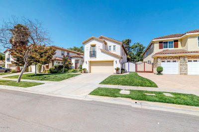 Camarillo Single Family Home For Sale: 4643 Calle Descanso