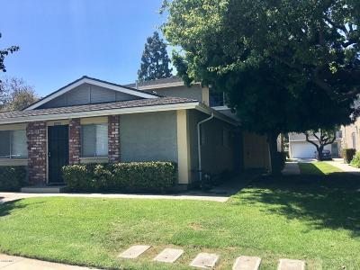 Port Hueneme Single Family Home For Sale: 2587 Rudder Avenue