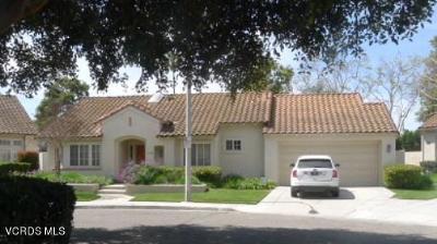 Santa Paula Single Family Home For Sale: 1090 Corte Granada