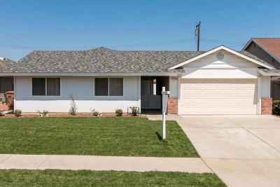 Ventura Single Family Home For Sale: 1002 Concord Avenue
