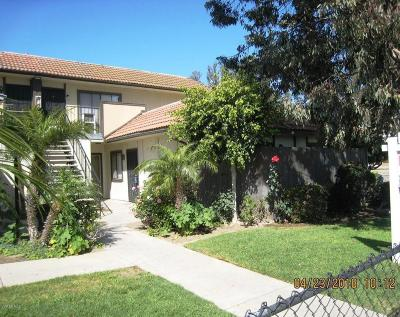 Santa Paula Single Family Home For Sale: 142 Dean Drive